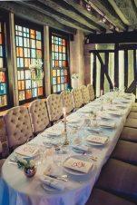 Intimate Paris Wedding Dinner