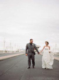 St Petersburg Pier Wedding