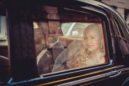 Vintage Bride Parisian Wedding