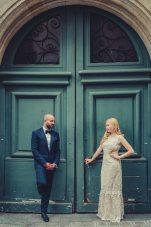 Vintage Inspired Paris Destination Wedding