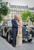 Vintage Inspired Parisian Wedding