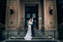 Vintage Inspired Vancouver Wedding