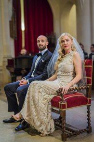 Vintage Inspired Wedding in Paris
