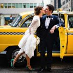 Vintage Style New York City Wedding | Dominique + Roberto