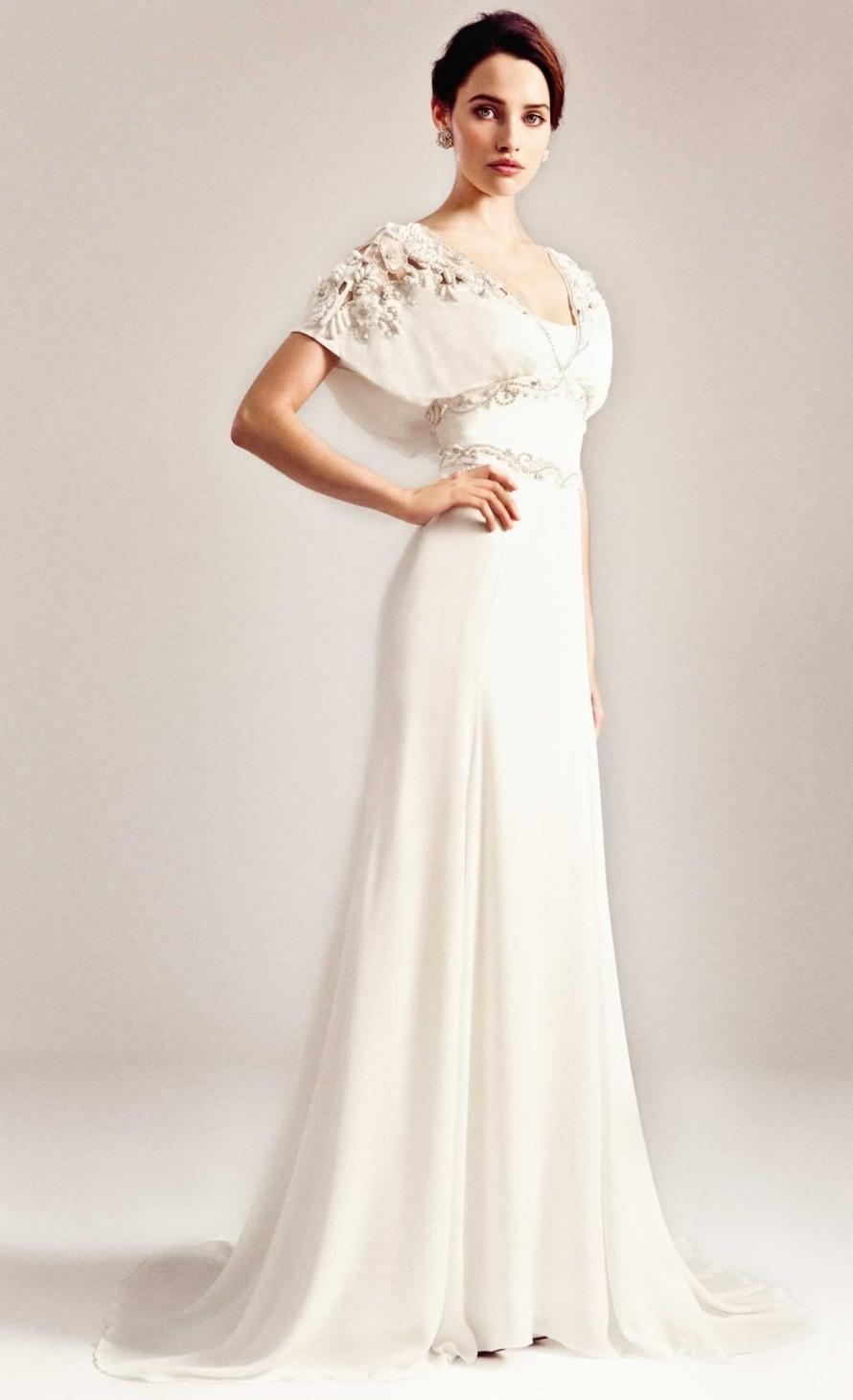 Art Deco Wedding Dresses  Temperley London  Deco Weddings