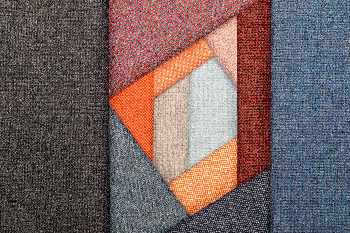 6 New upholstery fabrics from Vescom