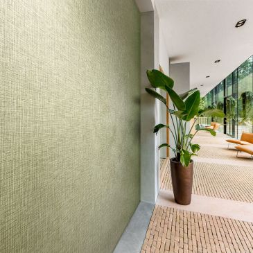 Expansion of vinyl wallcovering collection