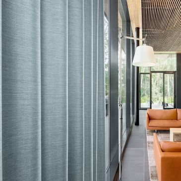 New curtain fabrics by Vescom