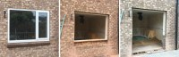 Window to French Doors | Decra Doors, Doncaster