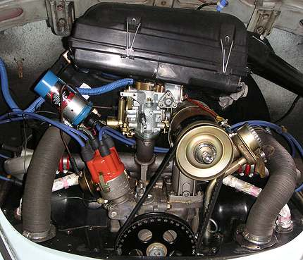 vw pertronix wiring diagram 2003 ford f250 radio » 2006 september decrepit old fool