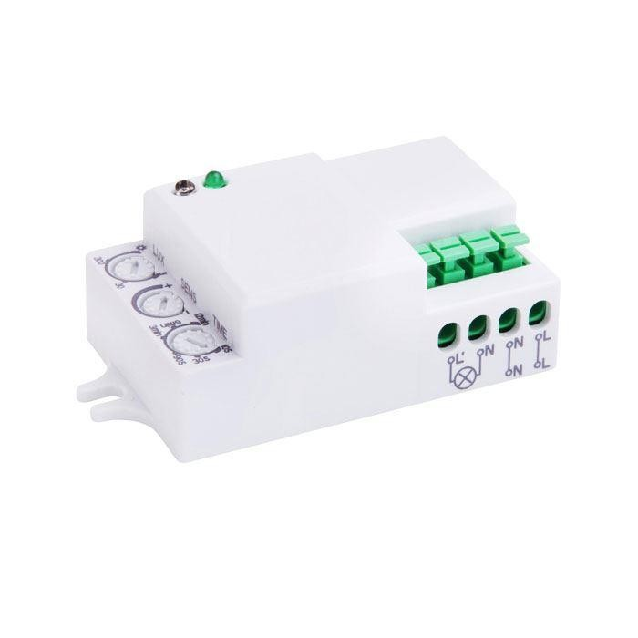 ZINC ZN-29185-WHT Microwave Sensor - Decswitch.com