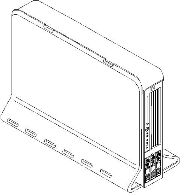 HP 9000 rp3410 and HP 9000 rp3440 User Service Guide