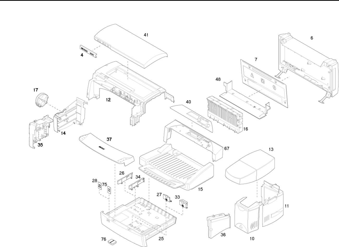 Service Manual HP DesignJet ColorPro CAD