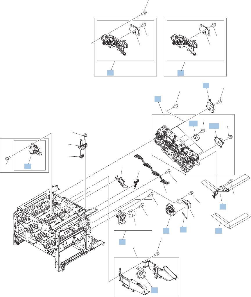 Hp Color Laserjet Cp4020 Cp4520 Service Repair Manual