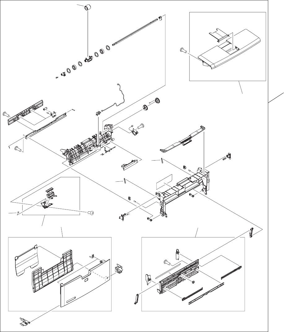 HP LaserJet 5200/5200L Series printers Service Manual