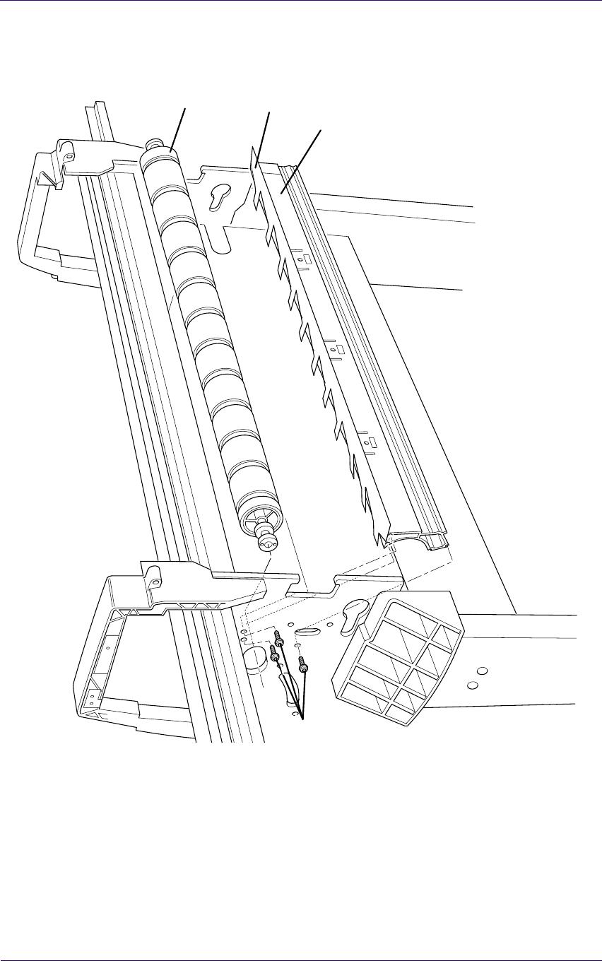 Service Manual DesignJet 1050C/1055CM HP Large-Format Printers