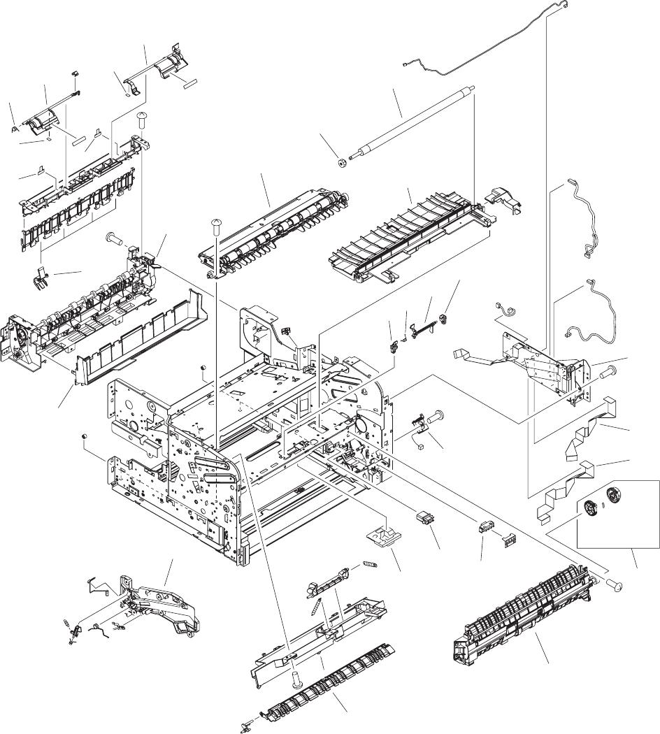HP LaserJet 5200 Series printers Service Manual