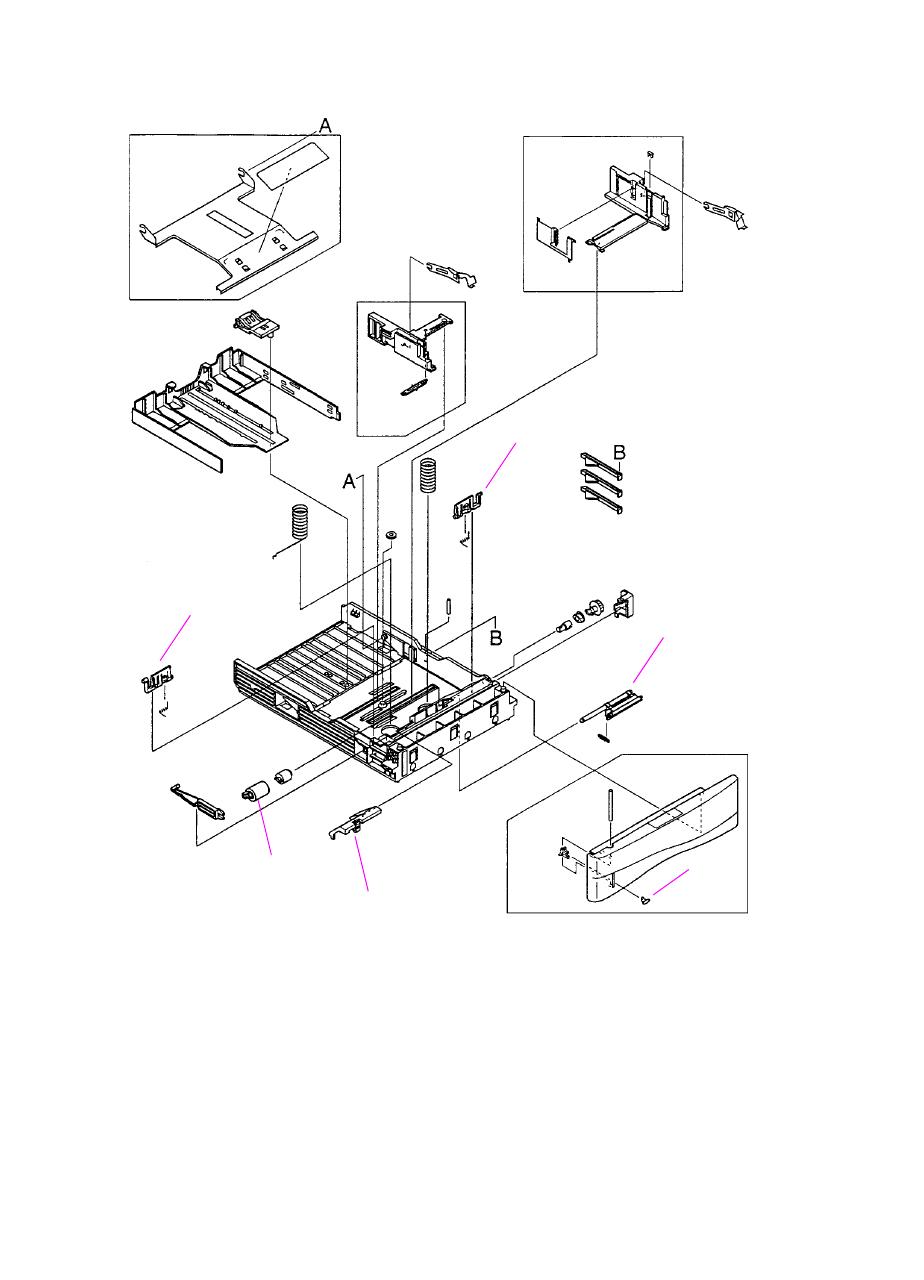 HP LaserJet 4000 and 4050 Series Printers Service Manual