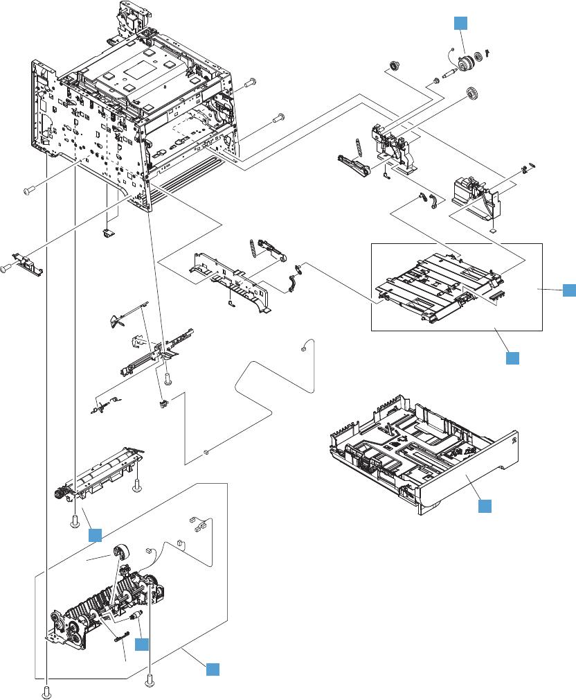 HP LaserJet Pro Color MFP M476 Repair Manual