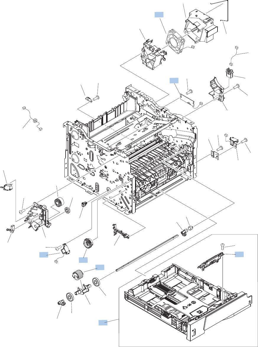 LASERJET PRO 400 MFP M425 Repair Manual