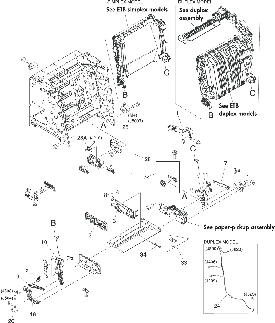 Hp Color Laserjet Cp1215 Service Manual