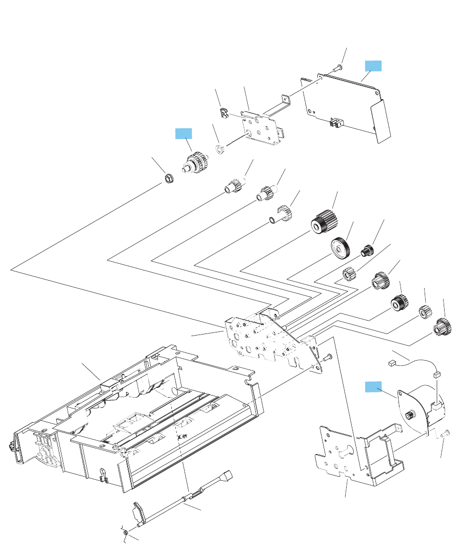 LaserJet Enterprise M604, M605, M606 Repair Manual