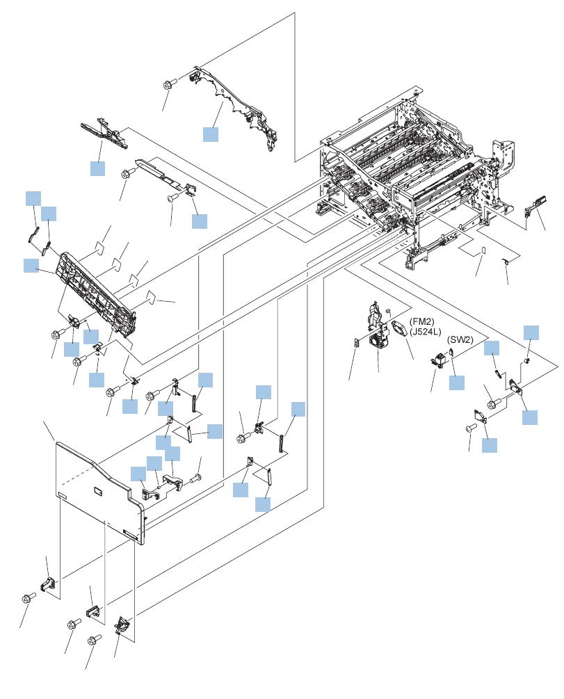 medium resolution of internal components 1 of 9