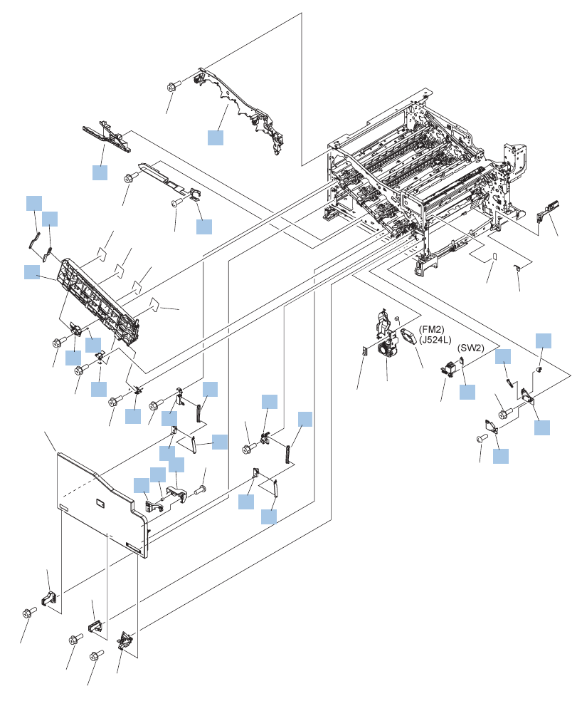 hight resolution of internal components 1 of 9