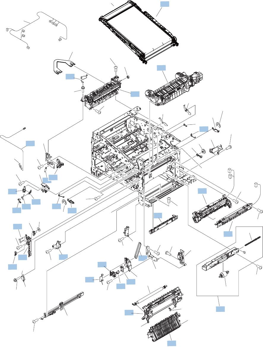 LASERJET ENTERPRISE 500 COLOR MFP Repair Manual