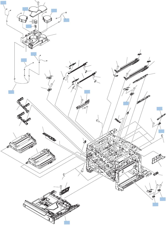 Repair Manual M570 LASERJET PRO 500 COLOR MFP
