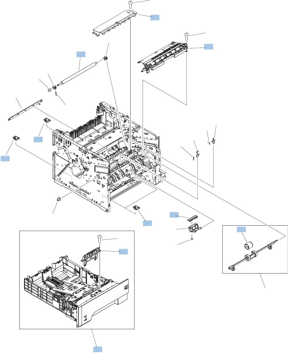 LASERJET ENTERPRISE FLOW MFP M525 Repair Manual