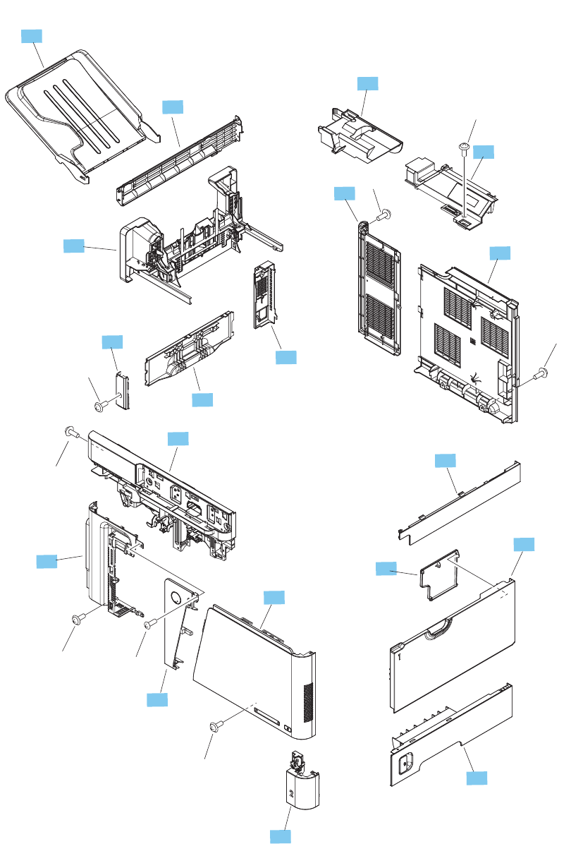 Repair Manual LaserJet Enterprise MFP M630