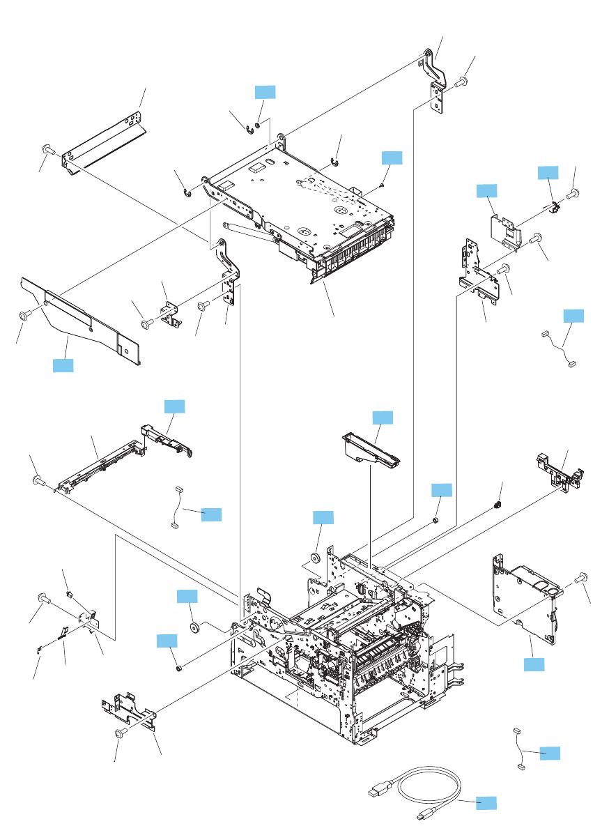 Repair Manual LaserJet Enterprise MFP M630