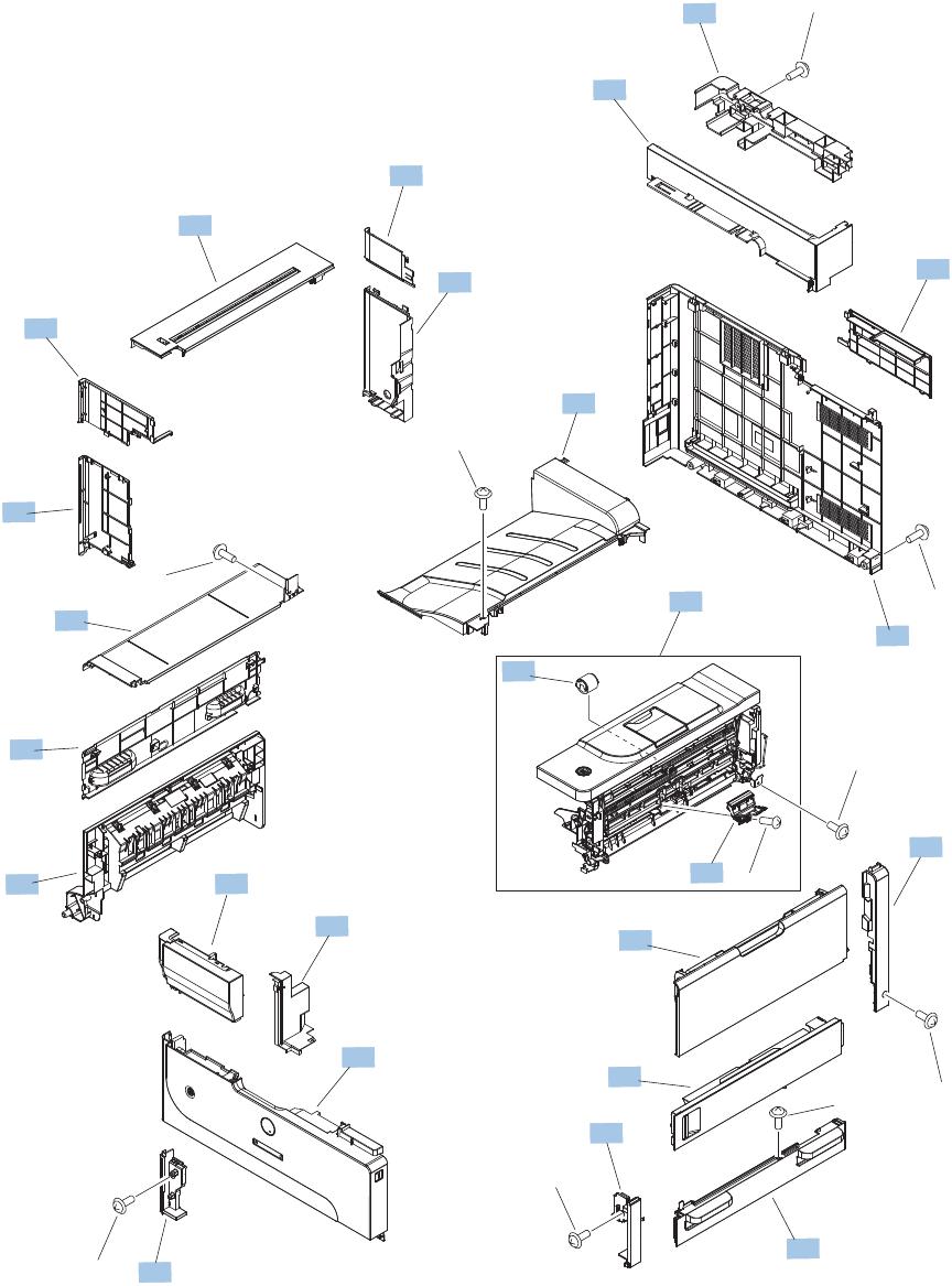 LASERJET ENTERPRISE MFP M725 Repair Manual