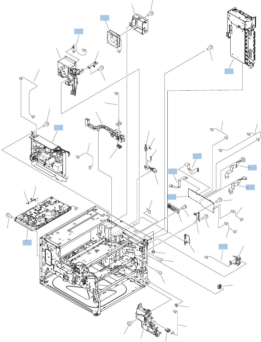 LASERJET ENTERPRISE MFP M725 Repair Manual
