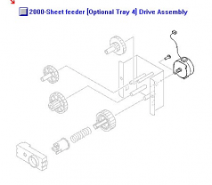 Part not found :: Drive Assembly :: Printers and