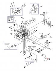 Cable Envelope Feeder Connector :: Cable :: Printers and