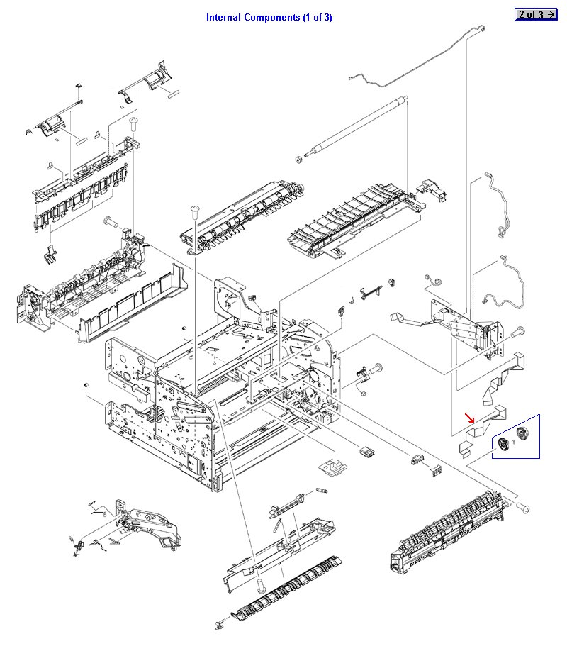 Part not found :: Cable :: Printers and Multifunction