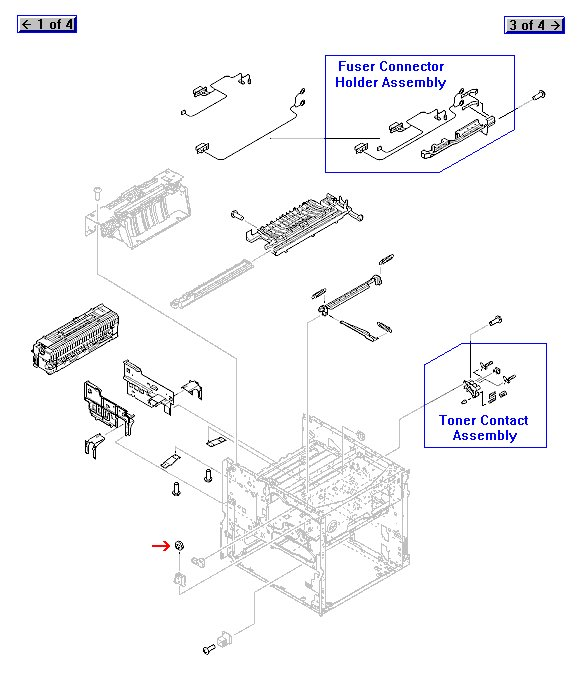 21-tooth gear :: Gear :: Printers and Multifunction :: HP