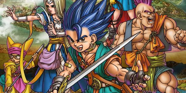 Dragon QuestVI Los reinos oniricos