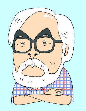 hayao miyazaki-san