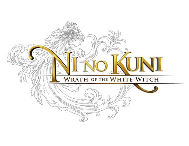 Ni no Kuni Wrath of the White Witch logo