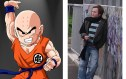 Krilin Dragon Ball Z Saiyan Saga