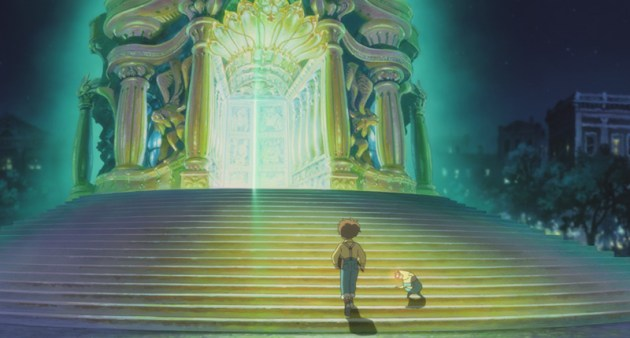 Ni no Kuni Wrath of the White Witch abril 24