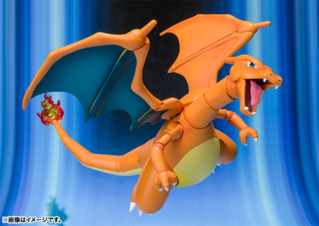 Charizard D Arts Figure 05