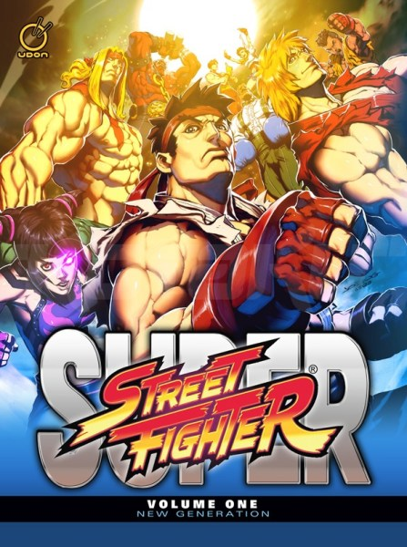 Super Street Fighter UDON 01