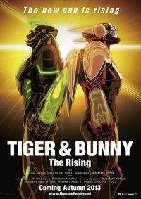 Tiger & Bunny Movie 2 The Rising