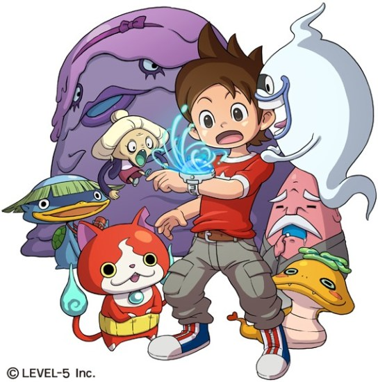Yokai Watch arwork