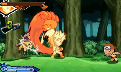 Naruto Powerful Shippuden 3DS 04