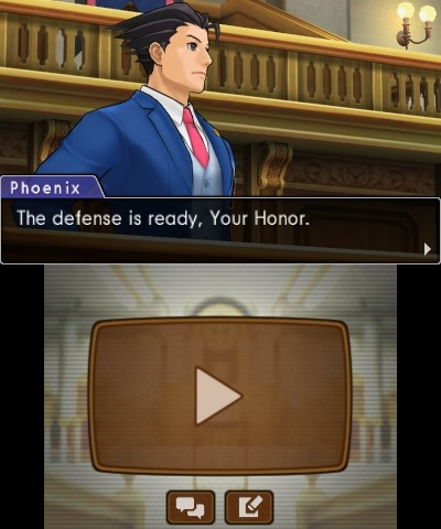 Phoenix Wright Ace Attorney Dual Destinies imagenes 03